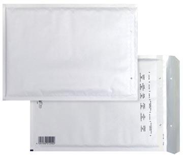 Bong luchtkussenenveloppen ft 230 x 340 mm met stripsluiting, wit, doos van 100 stuks