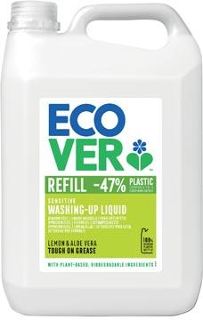 Ecover handafwasmiddel, flacon van 5 liter