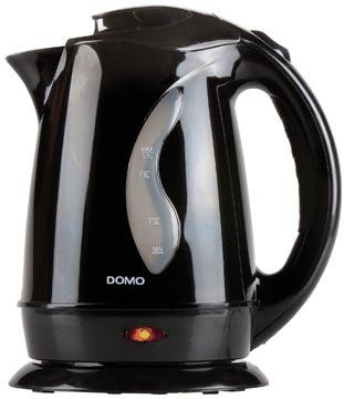 Domo waterkoker 1,7 liter, 2200 W, zwart