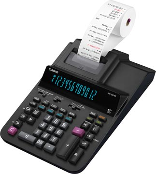 Casio bureaurekenmachine FR-620RE