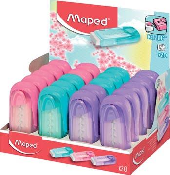 Maped gum Universal Collector, pastel kleuren
