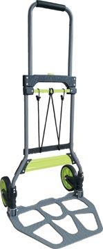 Safetool opvouwbare steekwagen, maximum 90 kg